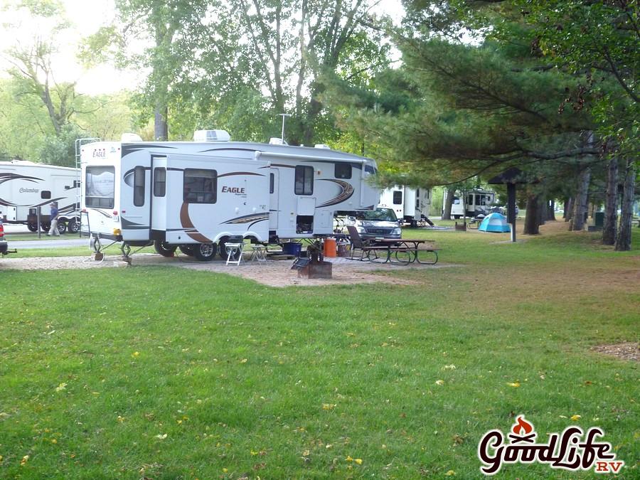 Pinicon Ridge, Pinicon Ridge: Campground Review